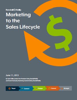 White Paper: Marketing to the Sales Lifecycle