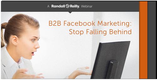 B2B Facebook Marketing Webinar