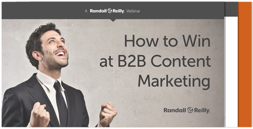 How to Win at B2B Content Marketing